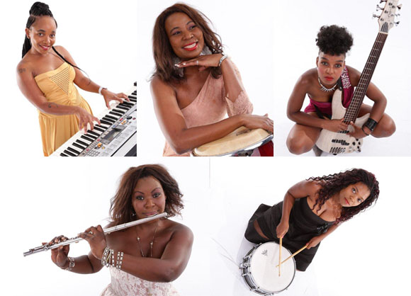 Basadi Women of Jazz Members